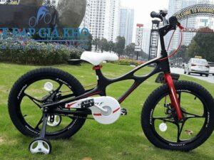 Xe đạp trẻ em 18 inch ROYALBABY SHUTTLE CAO CẤP