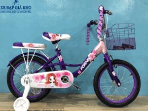 Xe Đạp Trẻ Em 16 Inch Fornix BG16 – Màu Tím