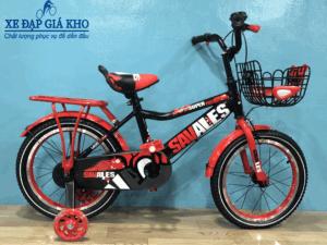 Xe Đạp Trẻ Em 16Inch SAVALES B109- Màu Đỏ