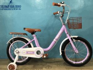 Xe Đạp Trẻ Em 16Inch Beiduofu B105-Màu Tím