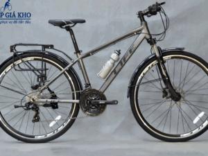 Xe Đạp Thể Thao Touring LIFE HBR99 MAX – 2020 – Ghi Đen