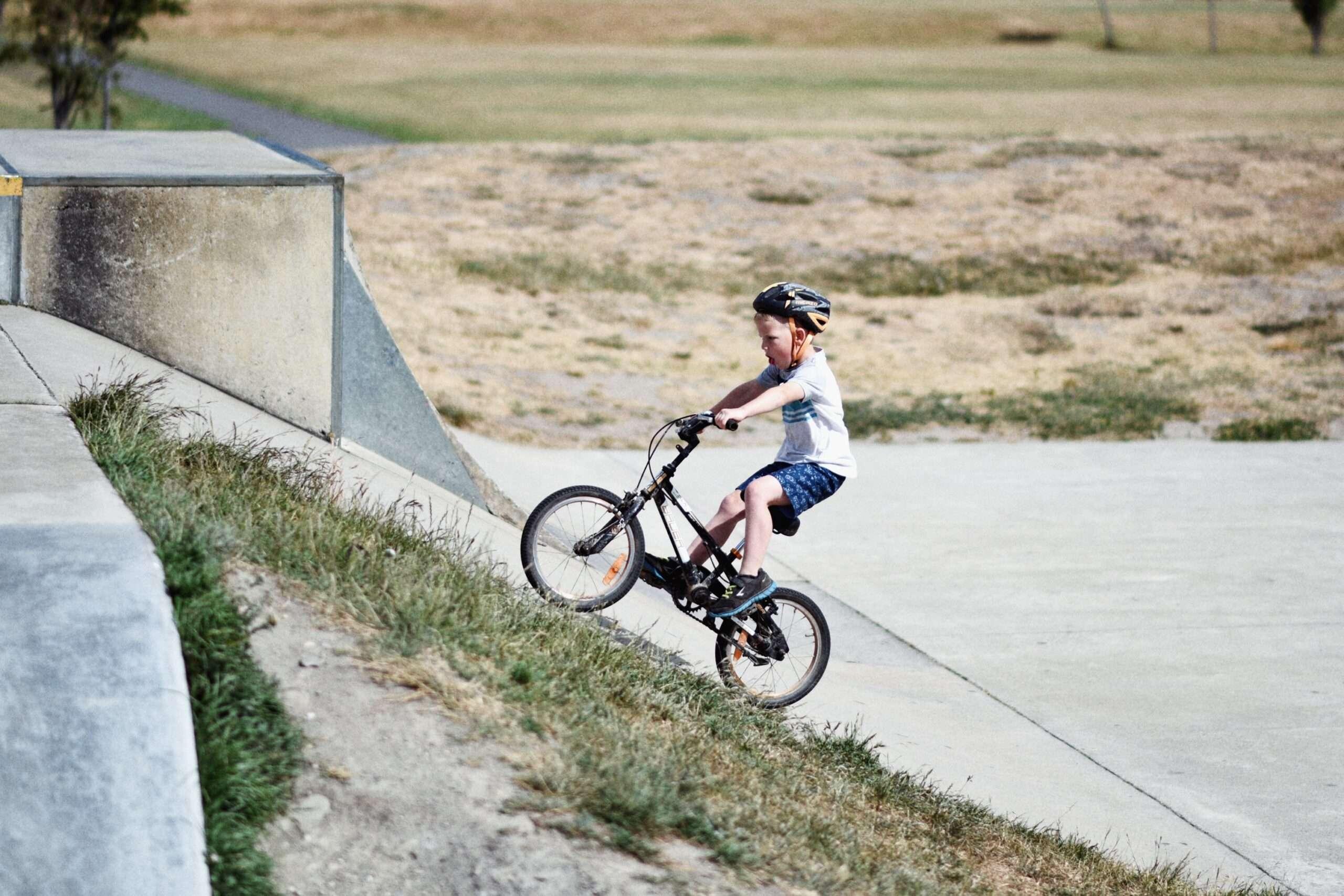 Xe đạp giúp cho bé có thời gian ở bên gia đình hơn